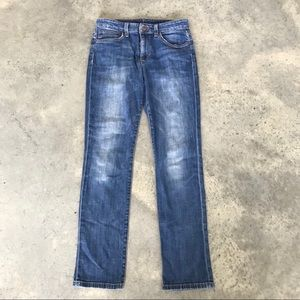 Joe's Jeans Mid Wash Skinny Leg Denim W 27